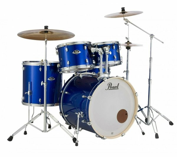 "Pearl EXX705NBR/C Export Schlagzeugset ""High Voltage Blue"""