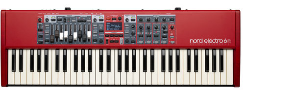 Nord Electro 6D 61 Combo / Stage Orgel