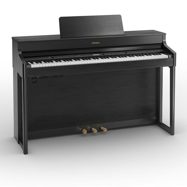 Roland HP-702 CH Digitalpiano Charcoal Schwarz